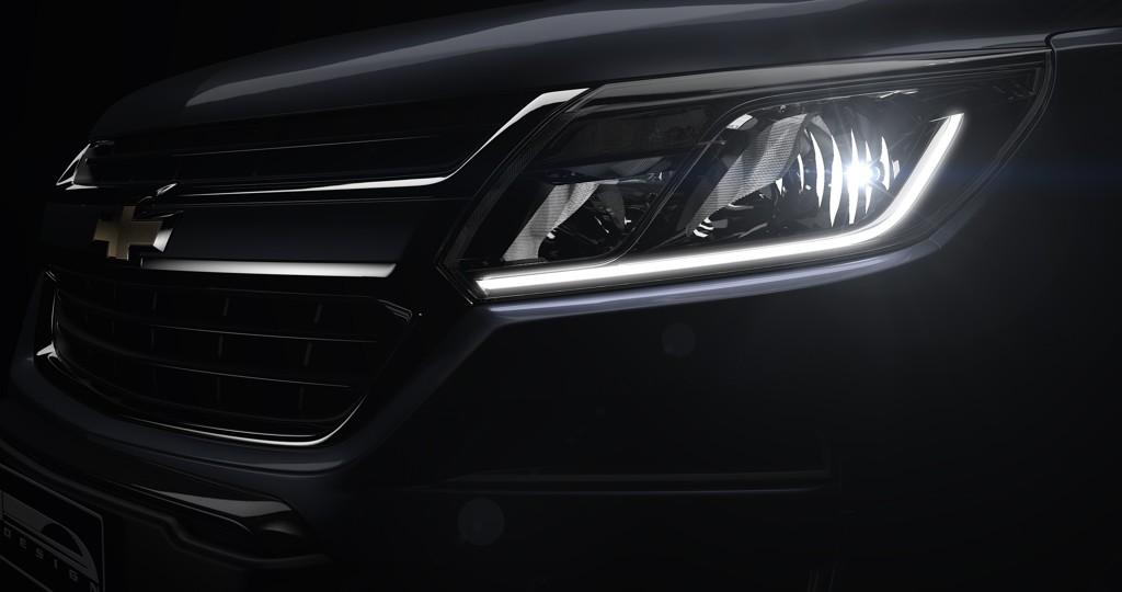 Chevrolet S10 teaser