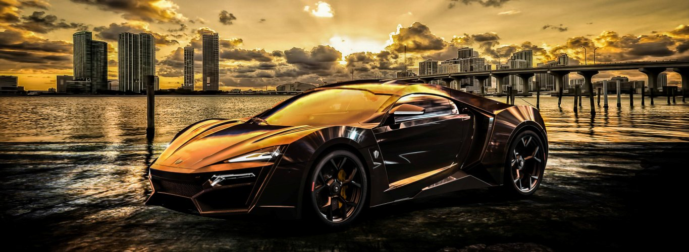 Lykan HyperSport in Miami