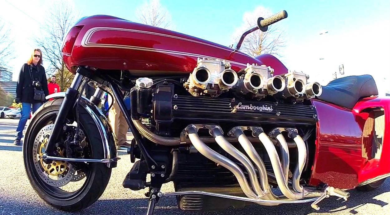 MotoLamborghiniV12