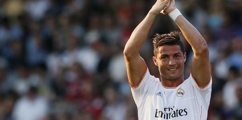 Cristiano Ronaldo/Foto reprodução