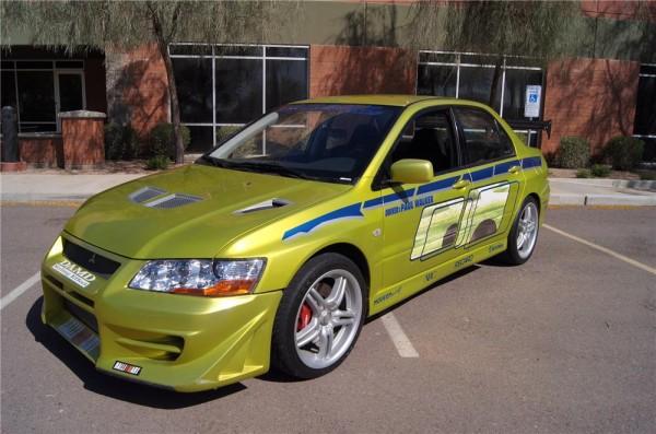 Mitsubishi Lancer Evo 2002