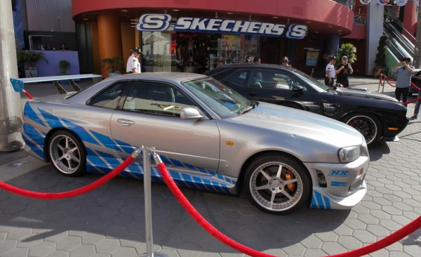 Nissan Skyline GT-R 2002