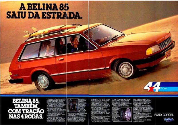 belina 4x4