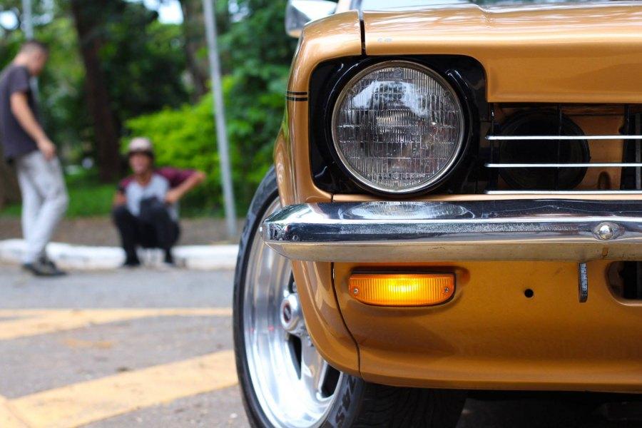 farol Chevette Turbo