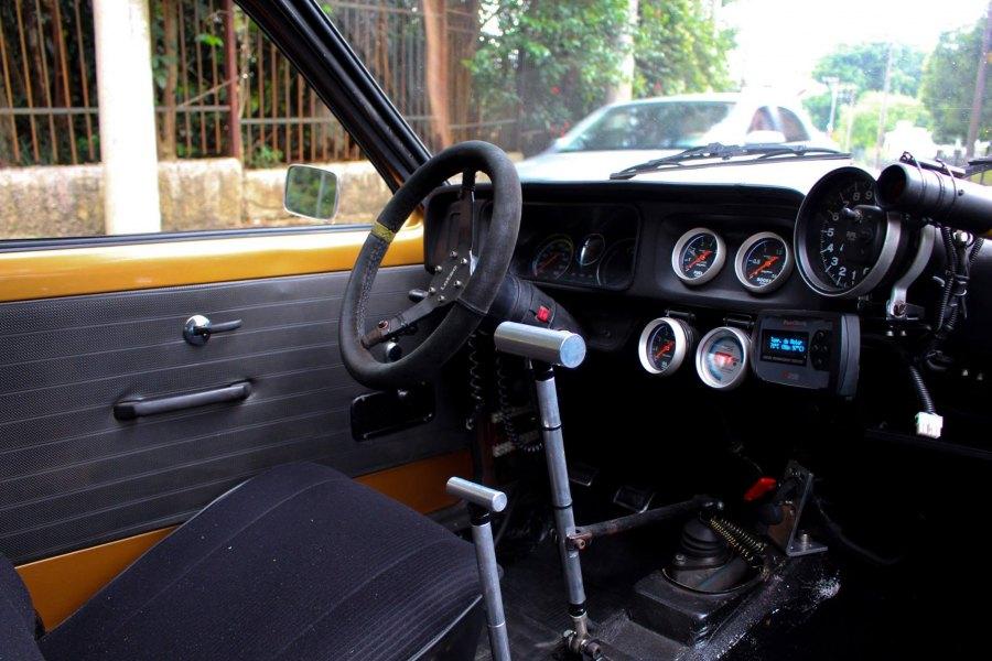 volante Chevette Turbarao Turbo