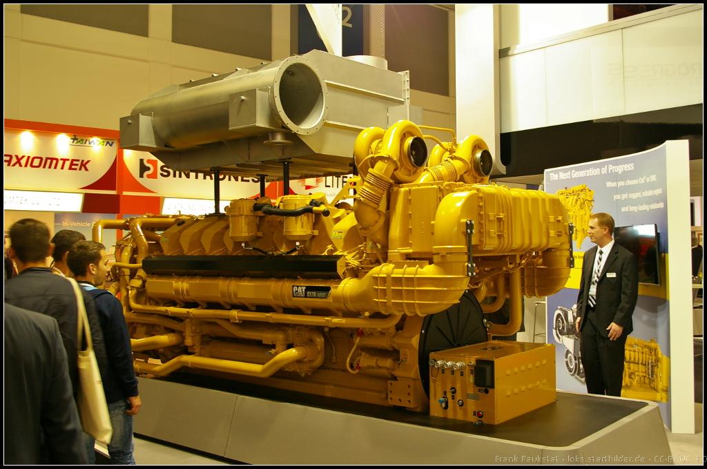 diesel engine caterpillar c175 16 acertbei 374178