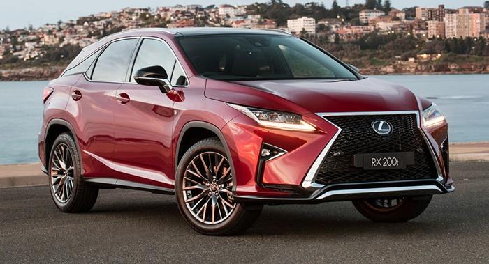 americanos carros dos ricos preferidos os cars rx comuns lexus bought rich vehicles reproducao mundofixa