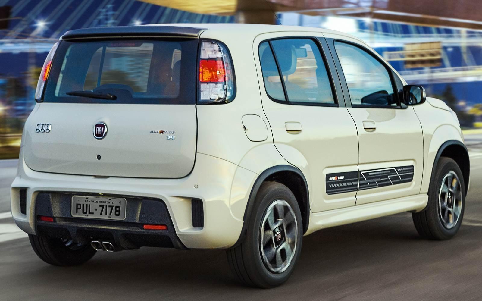 Novo Fiat Uno 2015 5