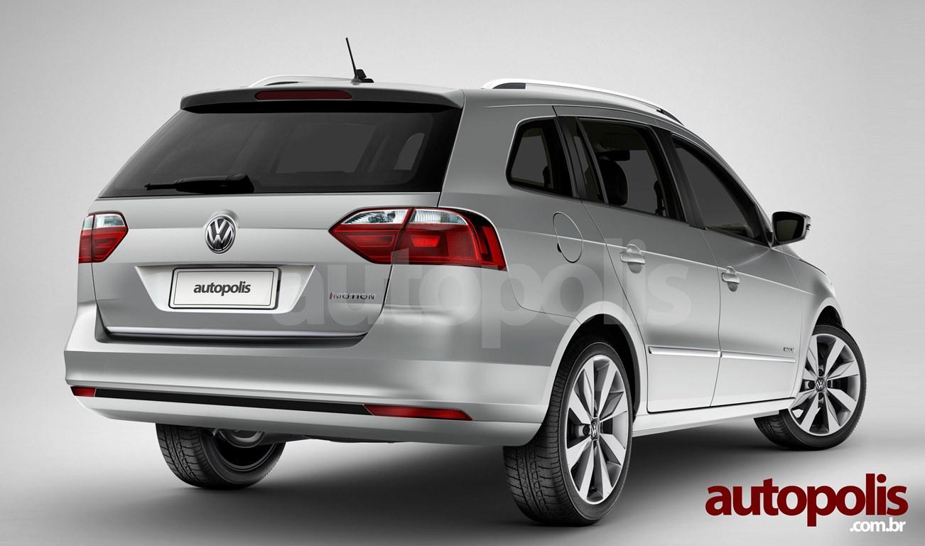 Será? Conheça a nova e brutal Volkswagen Parati 2019