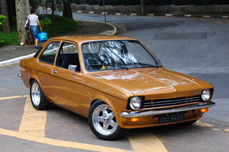 Chevette tubarao AP turbo