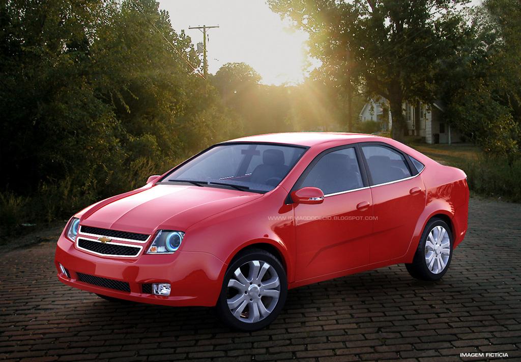 Ele voltou? Conheça o novo e brutal Chevrolet Chevette concept