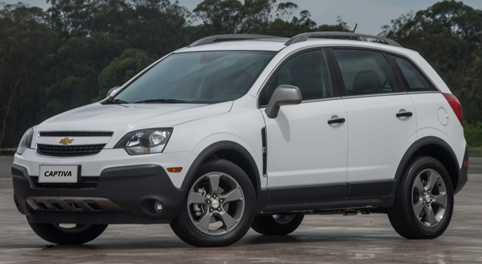 Chevrolet Captiva 2016 4