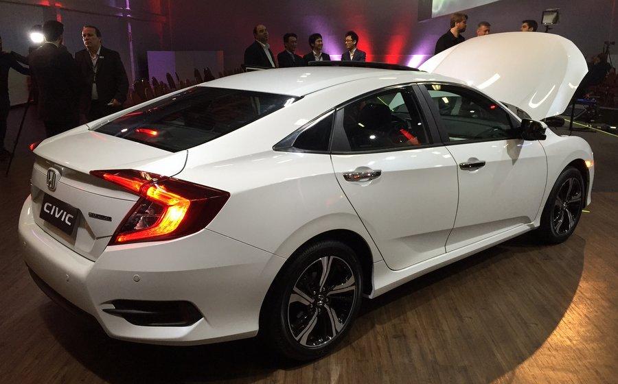 Honda Civic Exl >> Os 7 carros mais bonitos do Brasil que custam menos de 100 ...