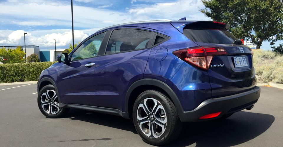 HONDA HRV REVIEW 1