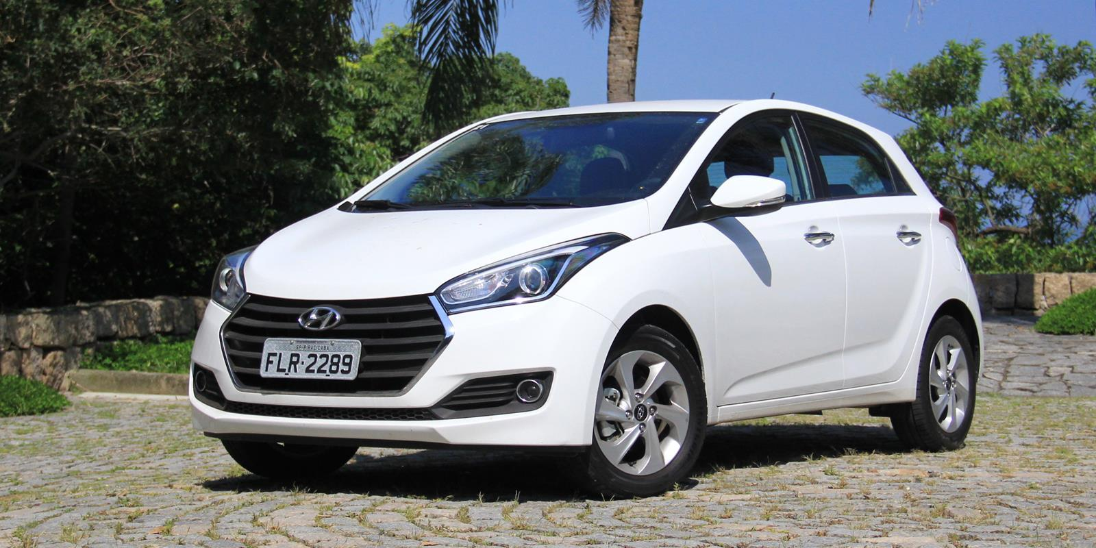 Hyundai HB20 Premium 1.6 AT 2016 3