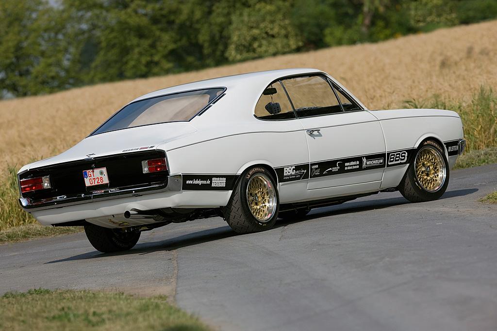 Opel Rekord C V8