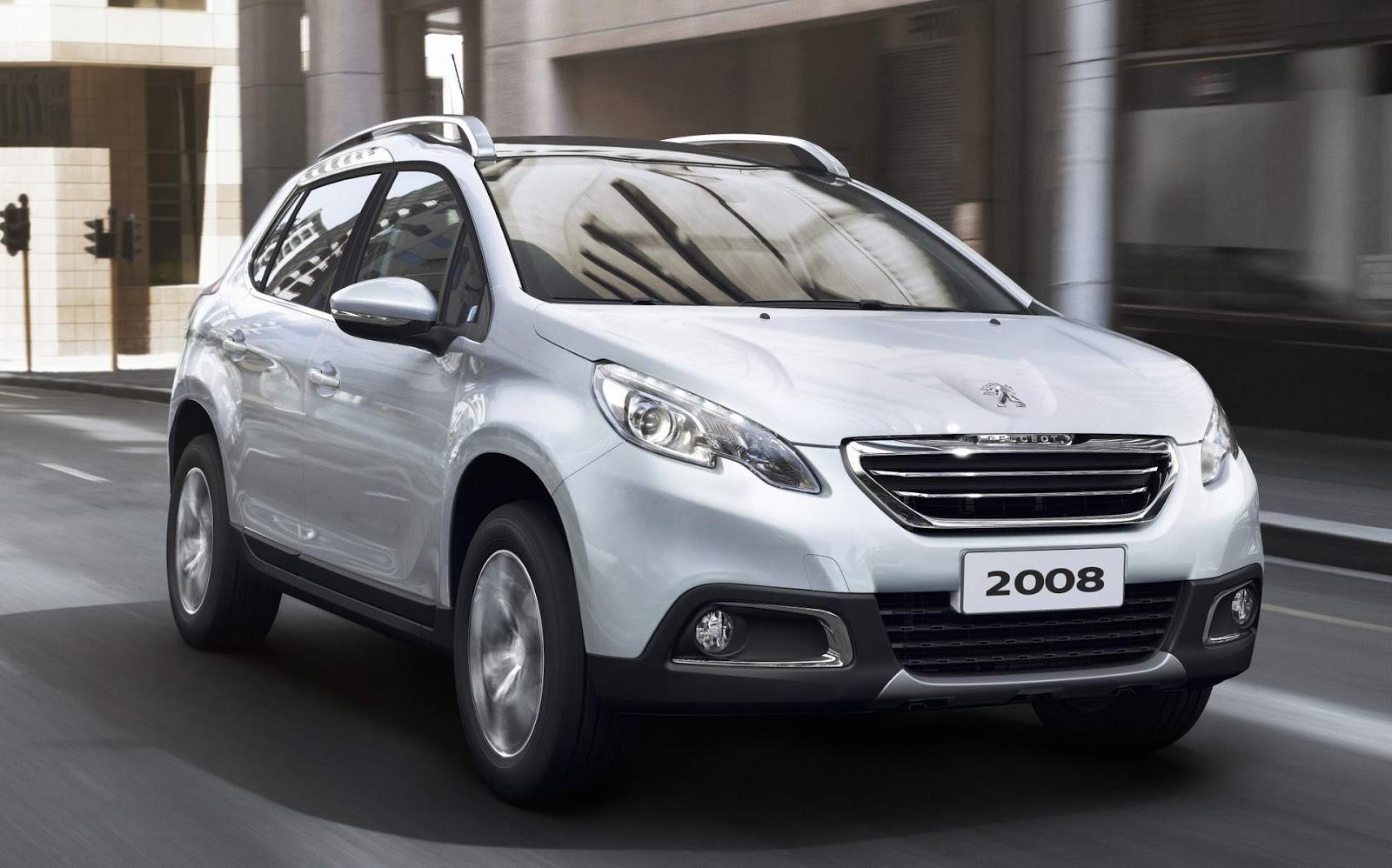 Peugeot 2008 2018 8