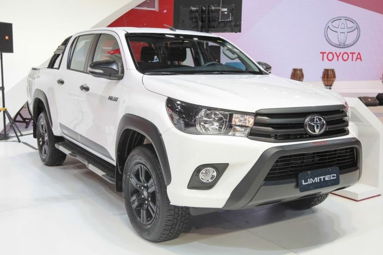 Toyota Hilux Limited 2018 3