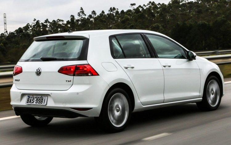 Volkswagen Golf 2017 8