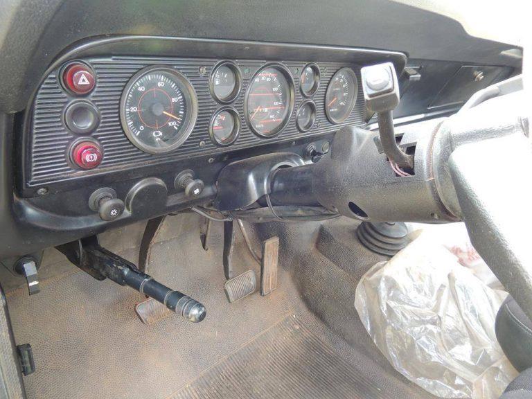 ford f4000 ficou parada 10