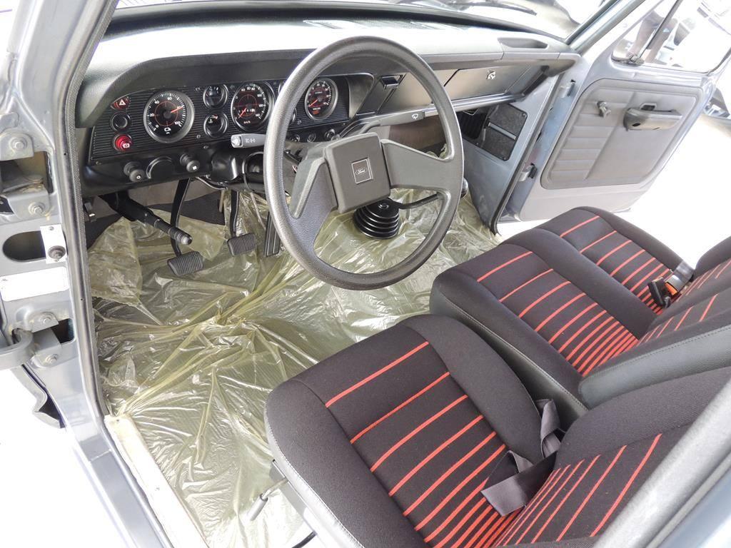 ford f4000 ficou parada 13