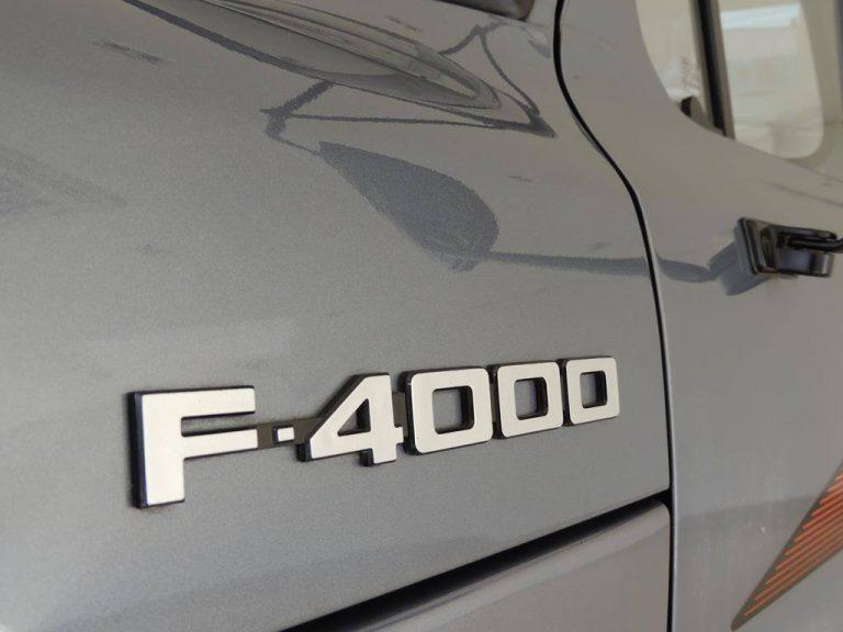 ford f4000 ficou parada 23