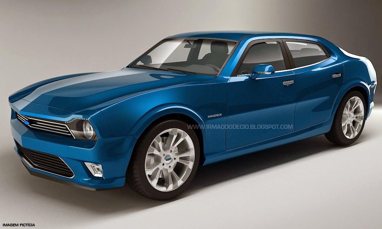 Novo Ford Maverick? projeto inovador e revolucionário é ...