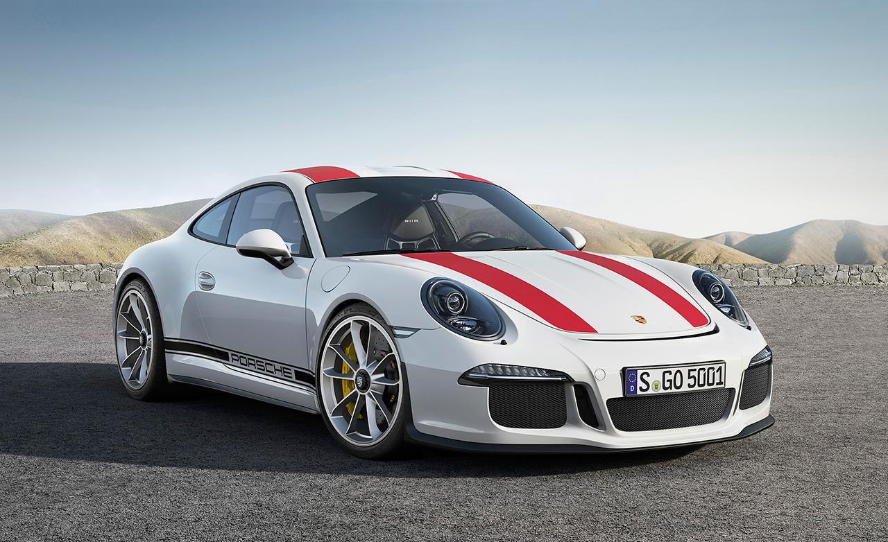 2016 porsche 911 r 25 cars worth waiting for feature car and driver photo 667696 s original
