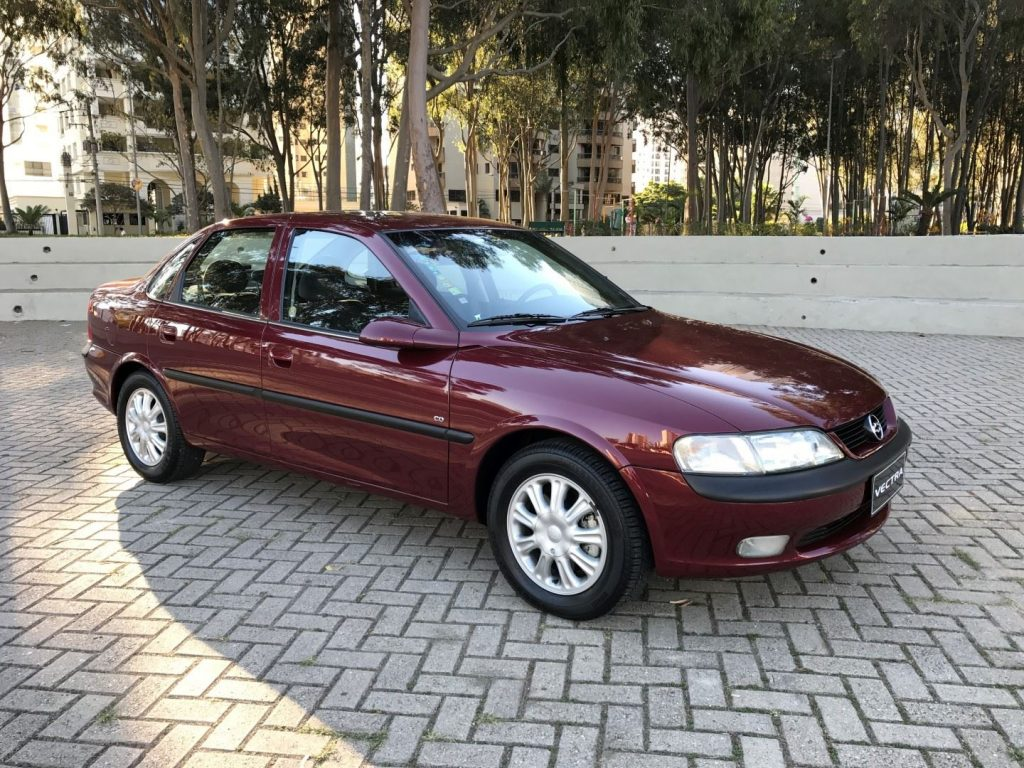 gm vectra cd 1997 praticamente 0km 12