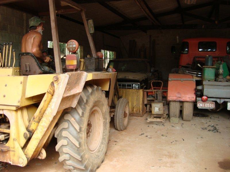 ford f 1000 ficou guardado por anos 02