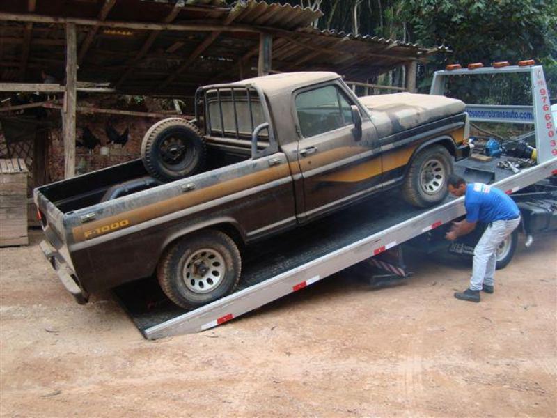 ford f 1000 ficou guardado por anos 05