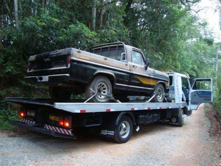 ford f 1000 ficou guardado por anos 06