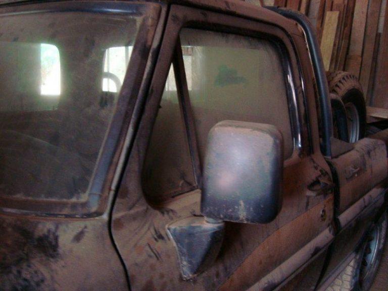 ford f 1000 ficou guardado por anos 07