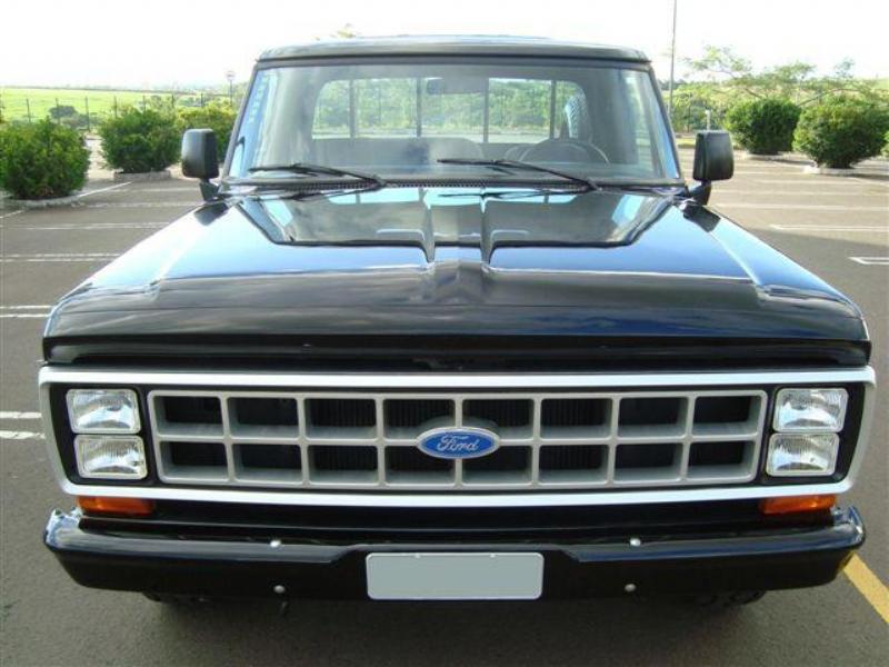 ford f 1000 ficou guardado por anos 14