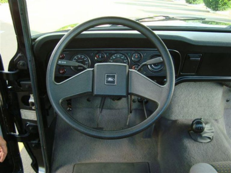 ford f 1000 ficou guardado por anos 15