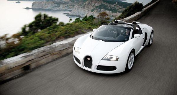 Bugatti Veyron 164 Grand Sport um dos carros mais velozes