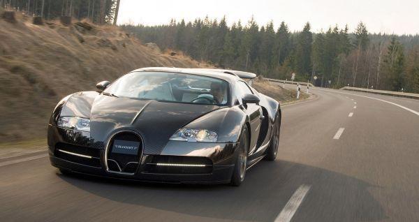 Bugatti Veyron Mansory Linea Vincero um dos carros mais rapidos