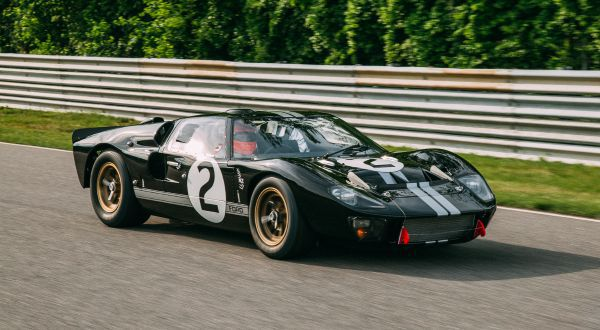 Ford GT40 entre os carros da FORD mais caros do mundo