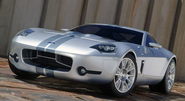 Ford Shelby GR 1 Concept entre os carros da FORD mais caros do mundo