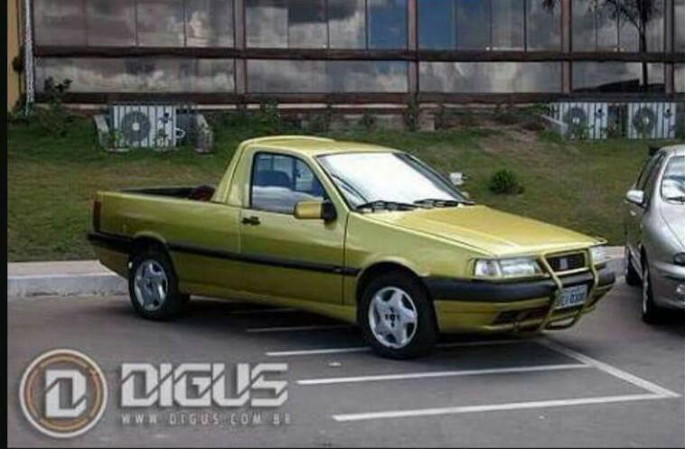 pickup fiat tempra 02