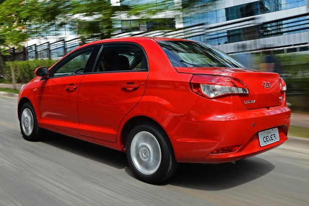 Chery offers a discount of up to R 6 thousand in Celer until the end of August