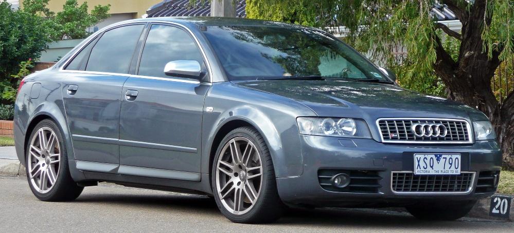 2003 2005 Audi S4 B6 sedan 03