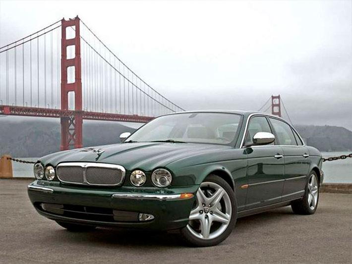 Jaguar XJs 2006