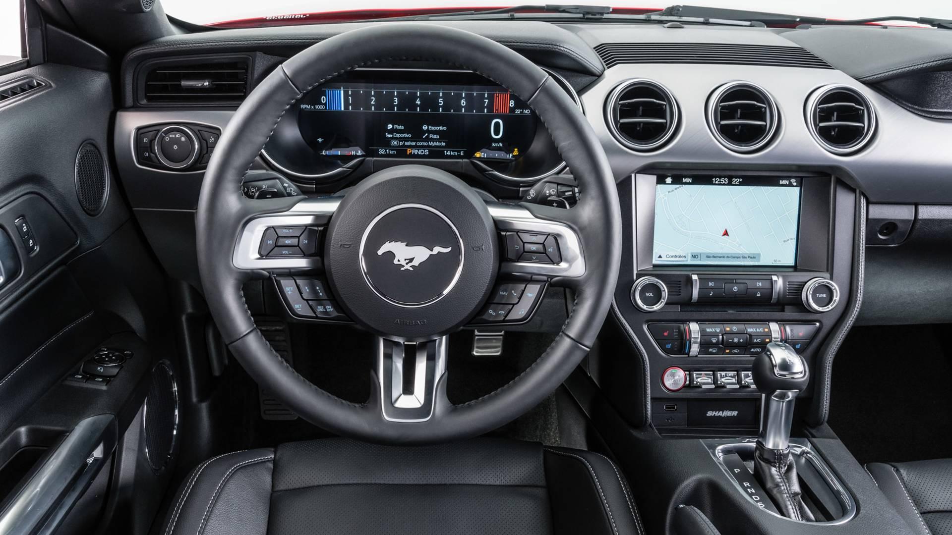 Mustang vende 9 vezes mais que 2° colocado e vira febre no ...