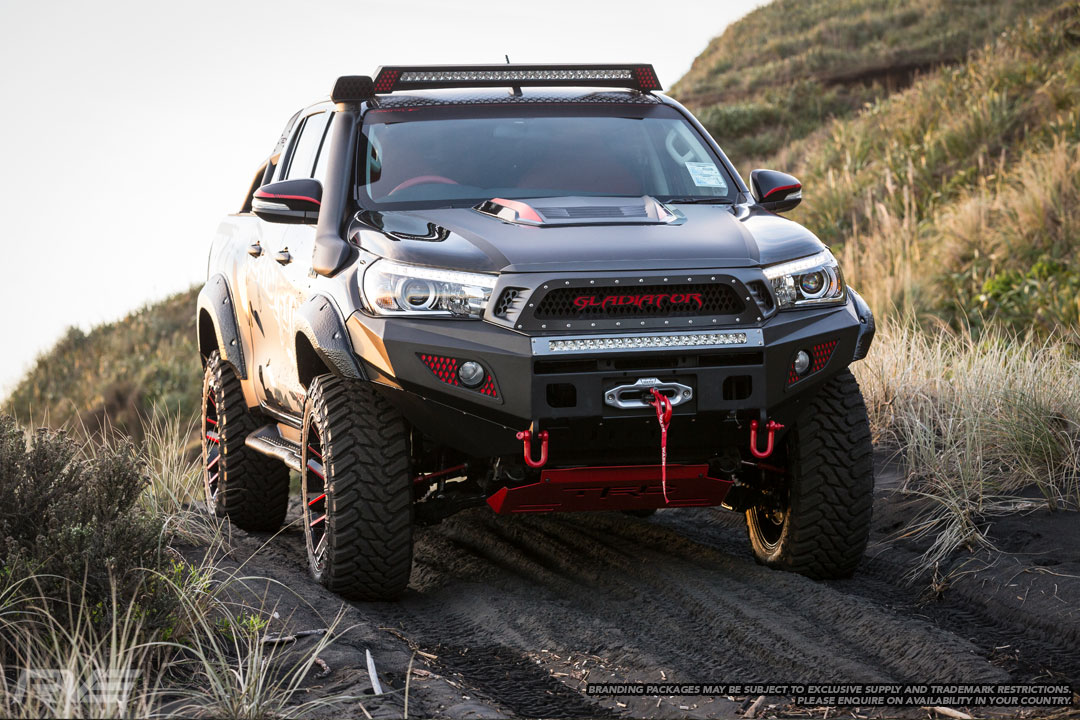 Toyota Hilux Gladiator Concept 16