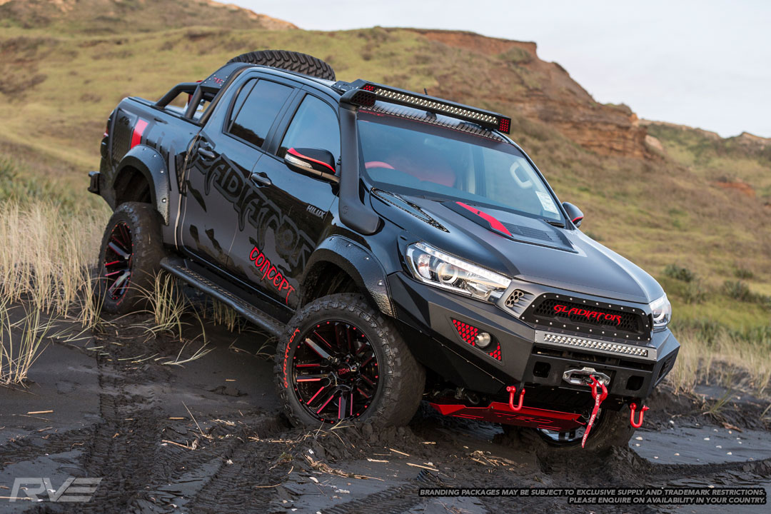 Toyota Hilux Gladiator Concept 19