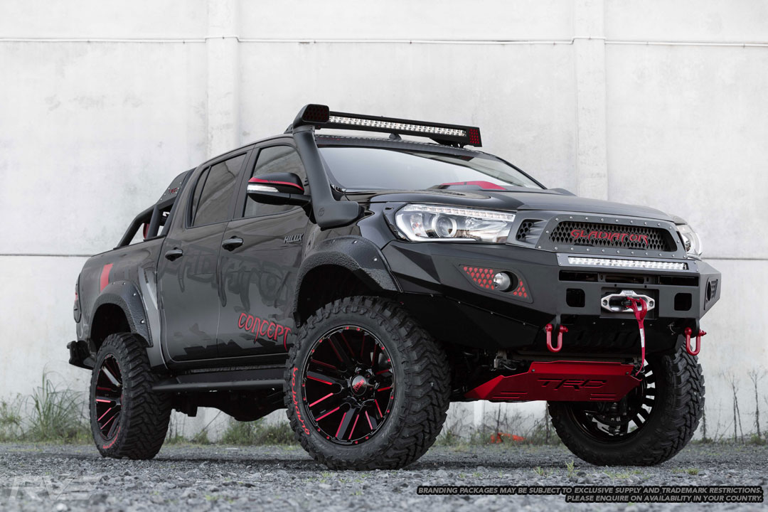 Toyota Hilux Gladiator Concept 3