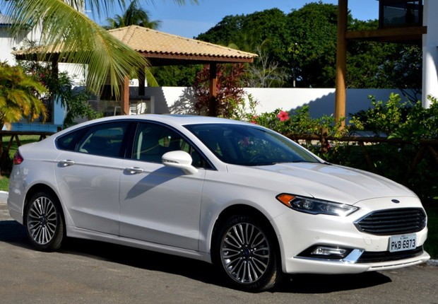 ford fusion 111