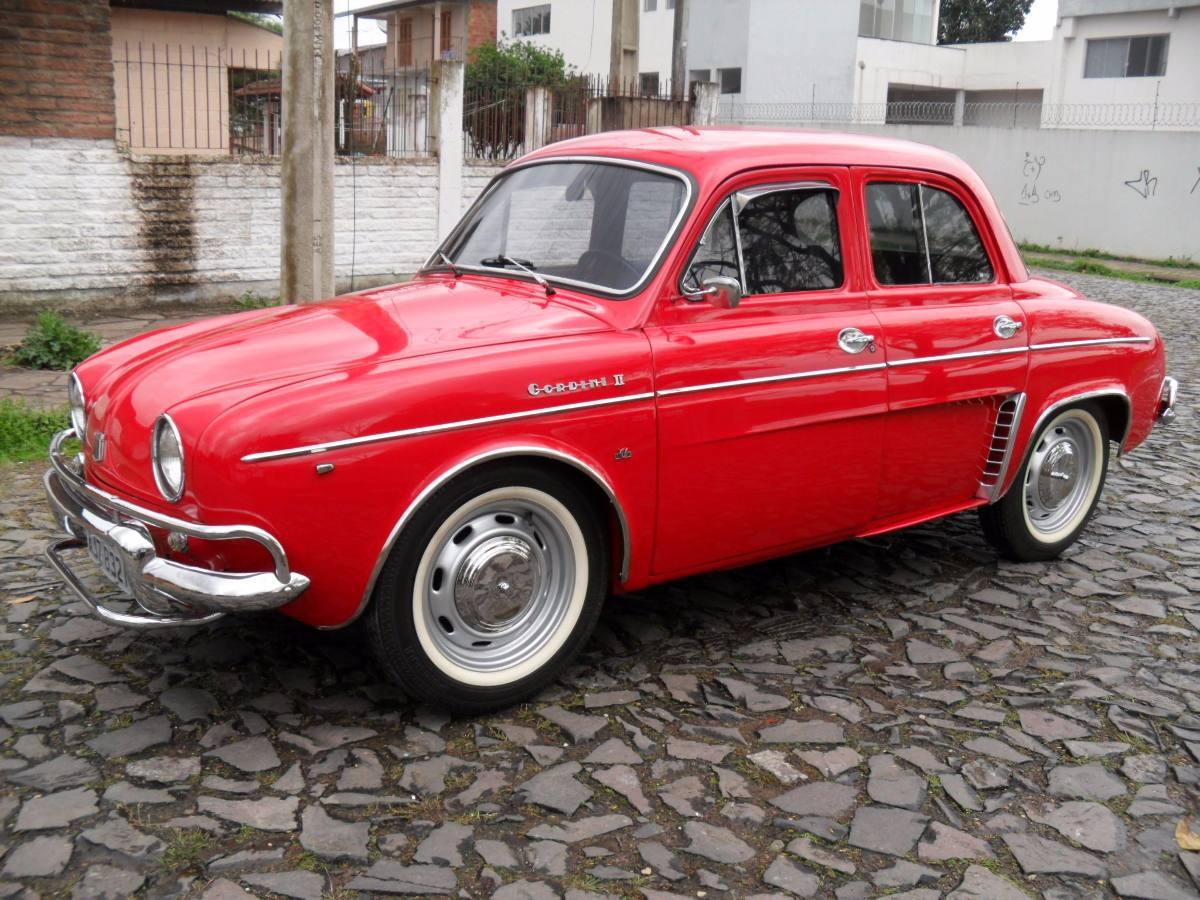 0 renault gordini 1966 D NQ NP 899405 MLB25004700290 082016 F