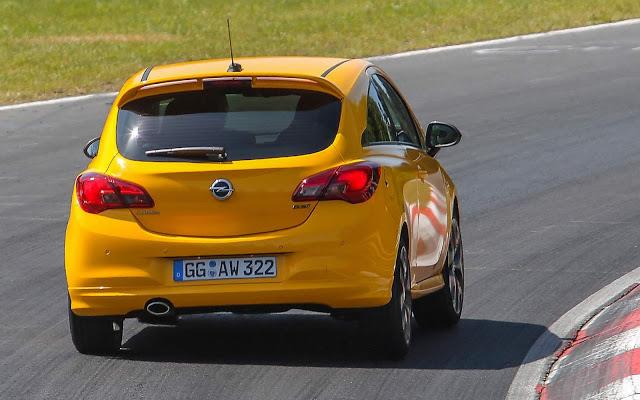 Opel Corsa GSI 2019 1